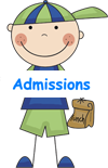 OurWorld School Admissions button